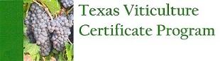 Texas Tech Viticulture Certificate Program